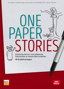 Cover One Paper Stories 9783866872400