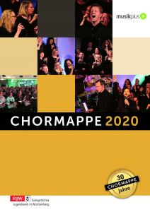 Chormappe 2020 9783866872493