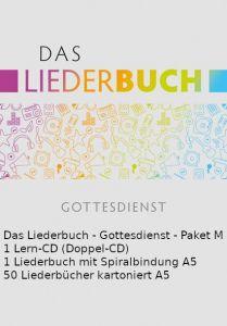 Cover Das Liederbuch Gottesdienst - Paket M