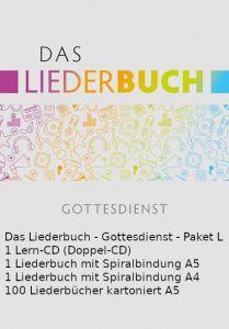 Cover Das Liederbuch Gottesdienst - Paket L