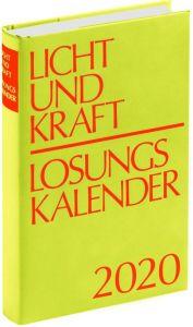 Cover Licht und Kraft 2020 978-3-87029-362-8