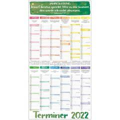 Jahreslosung Terminer 2020  9783880870109