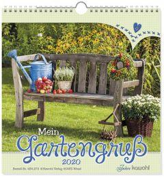 Mein Gartengruß 2020  9783880872738