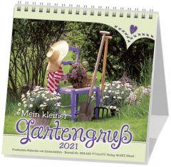 Mein kleiner Gartengruß 2020  9783880874251