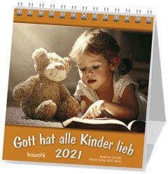 Gott hat alle Kinder lieb 2020  9783880874602