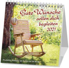 Gute Wünsche sollen dich begleiten 2020 Michler, Elli 9783880877610