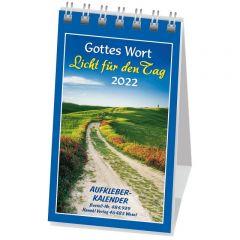 Gottes Wort - Licht für den Tag 2020  9783880879393