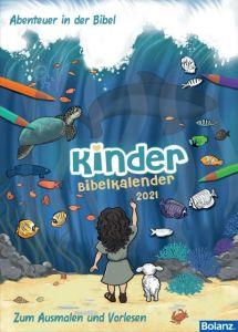 Kinderbibelkalender 2021  9783927744271