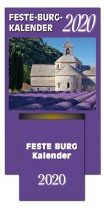 Feste-Burg-Abreißkalender 2020