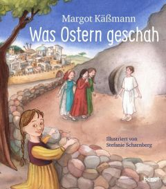 Was Ostern geschah Käßmann, Margot 9783963401213