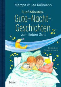 Gute-Nacht-Geschichten vom lieben Gott Käßmann, Margot/Käßmann, Lea 9783963401442