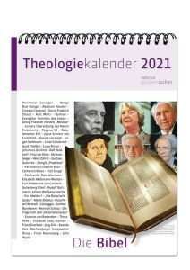 Theologie-Kalender 2021  9783982130453