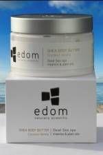 Edom Shea Body Butter /Kokosnuss-Vanille