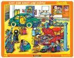 Puzzle 'Autowerkstatt'