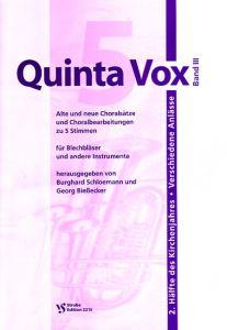 Quinta Vox Bd.3