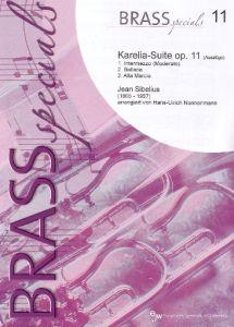 Brass Specials 11 Karrelia - Siute op. 11
