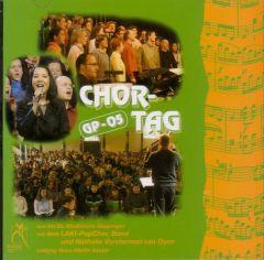 Chortag 2005 aus der Ev. Stadtkirche Göppingen CD