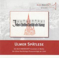 Ulmer Spätlese CD