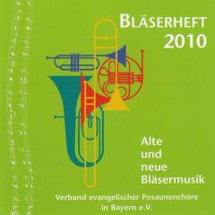 Bläserheft 2010 CD