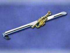Krawattennadel Trompete