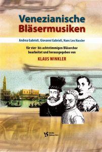 Cover Venezianische Bläsermusiken
