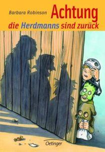 Achtung, die Herdmanns sind zurück Robinson, Barbara 9783789146145