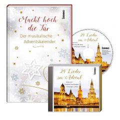 Adventskalender 'Macht hoch die Tür' Friedrich Haarhaus 9783746250748