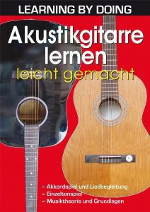 Akustikgitarre lernen leicht gemacht Kraus, Herb 9783895556388
