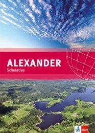 ALEXANDER Schulatlas. Allgemeine Ausgabe  9783128283418
