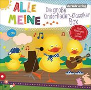Alle meine Kinderlieder-Klassiker-Box Susanne Herbert 9783844534405
