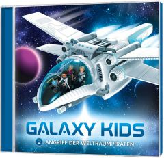 Angriff der Weltraumpiraten 2 (CD)