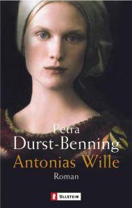 Antonias Wille Durst-Benning, Petra 9783548259895