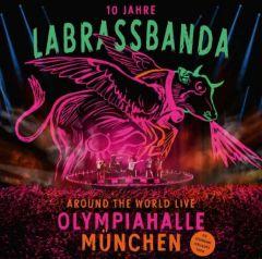 Around The World - Live LaBrassBanda 0889854758127