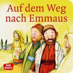 Auf dem Weg nach Emmaus Brandt, Susanne/Nommensen, Klaus-Uwe 9783769817485