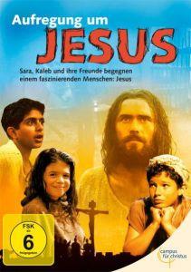 Aufregung um Jesus  9783884041420