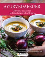 Ayurvedafeuer Holdt, Gregor von/Nolden, Stefanie 9783948942076