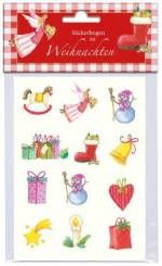 Stickerbogen 'Weihnachten'