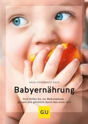 Babyernährung Gaca, Anja Constance 9783833869402