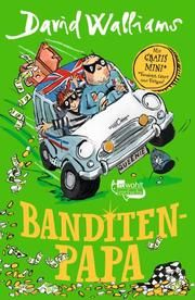 Banditen-Papa Walliams, David 9783499218446