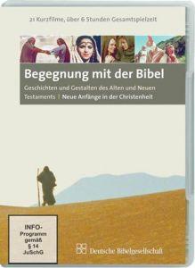 Begegnung mit der Bibel  9783438061935