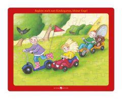 Begleite mich zum Kindergarten, kleiner Engel! Yvonne Hoppe-Engbring 4036526635453