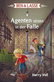 Ben & Lasse - Agenten sitzen in der Falle Voß, Harry 9783417289336