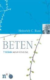 Beten Rust, Heinrich Christian 9783937896311