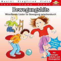 Bewegungshits Fietz, Irene/Fietz, Siegfried 9783881244824