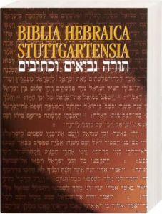 Bibel Karl Elliger/Wilhelm Rudolph/Adrian Schenker 9783438052223