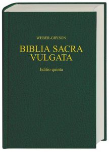 Bibel Robert Weber/Roger Gryson 9783438053039
