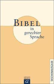 Bibel in gerechter Sprache Ulrike Bail/Marlene Crüsemann/Frank Crüsemann u a 9783579054698