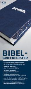 Bibel-Griffregister blau  9783417257816