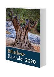Bibellese-Kalender 2020  9783961575206