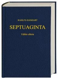 Bibel/Septuaginta Alfred Rahlfs/Robert Hanhart 9783438051196
